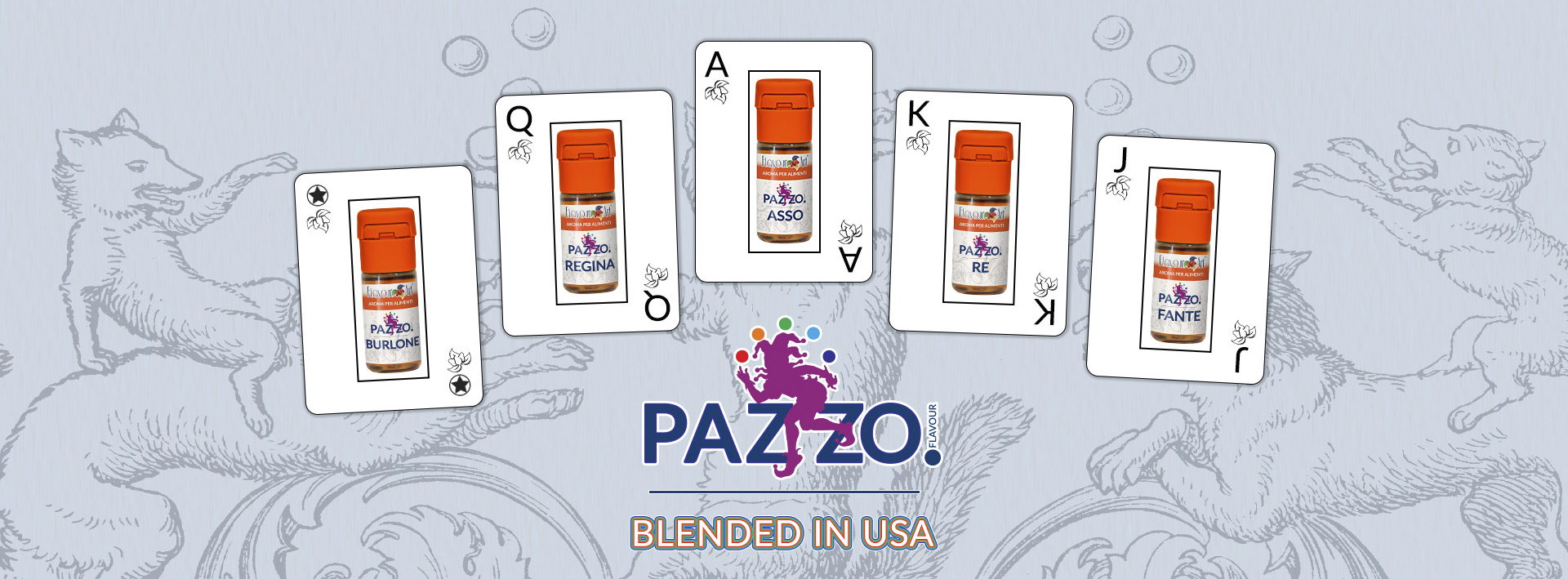 Click on the photo to get directly to the Pazzo Line